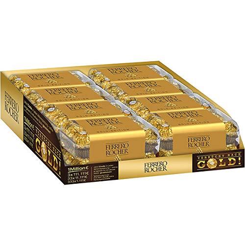 Ferrero Rocher, 8er Pack, 8 x 200 g