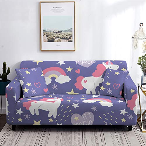 Anime Stretch Sofa Cover Full Cover Dustproof Sofa Cushion Towel Full Cover Sofa Cover Four Seasons Universal Full Cover Sofa Protective Cover