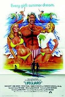 Lifeguard Sam Elliott 27X41 Anne Archer Kathleen Quinlan Original Movie Poster