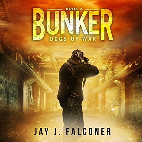 Bunker audiobook cover art