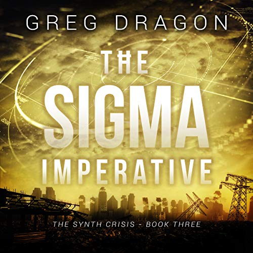The Sigma Imperative audiobook cover art