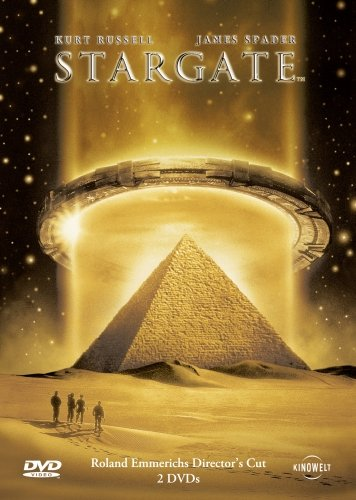 Stargate (Steelbook) [Director's Cut] [2 DVDs]