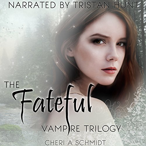 The Fateful Vampire Trilogy audiobook cover art