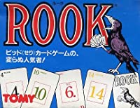 ビッド(せり)カードゲームの人気者! ROOK(ルーク)