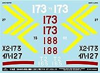 1/48 三菱 A6M3 / A6M2a 零式艦上戦闘機 二二型 / 二二甲型 「バトル・オブ・ソロモン」 #2 MYK DESIGN [アシタのデカール]