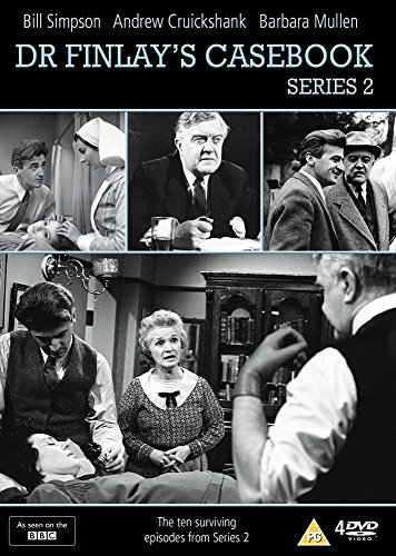 Dr Finlay`s Casebook: Series 2 [DVD] [UK Import]
