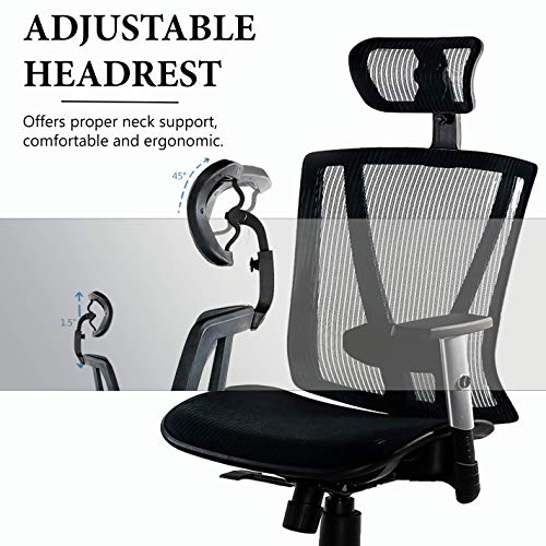Ergomax Office Home Desk Chair Office Furniture