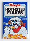Star Wars'Hothsted Flakes Cereal Box' Fridge Magnet (2 x 3 inches)