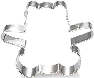 ZDYWY Little Bear Shaped Cookie Cutters