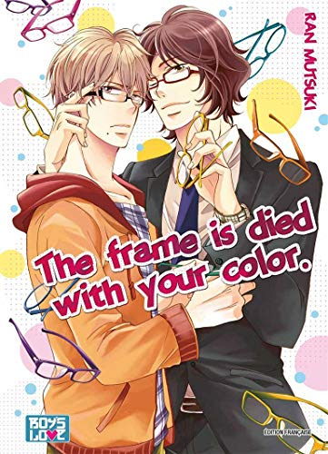 The frame is died with your color - Livre (Manga) - Yaoi