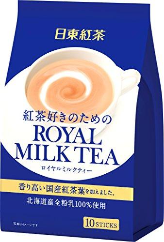 スマートマットライト 日東紅茶 ロイヤルミルクティー スティック 10本入り×6個