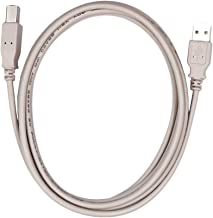 KEKANIU It is a 6 ft. Cord. USB Cable Cord for Provo Craft Cricut 29-0001 Electronic Cutting Machine Cutter