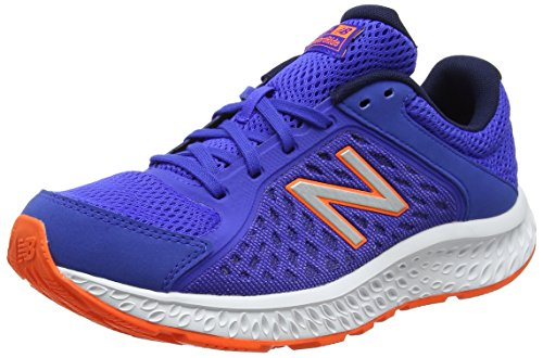 New Balance M420V4, Zapatillas de Running para Hombre, Azul (Blue), 42 EU
