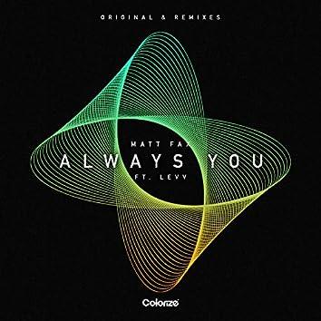 Always You (Remixes)