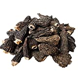 Dried Morel Mushrooms (Morchella Conica) (2oz)