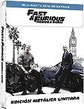 Fast & Furious: Hobbs & Shaw - Edición especial metal (BD + DVD Extras) [Blu-ray]
