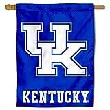 Kentucky UK Wildcats House Flag Banner