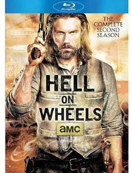 Hell on Wheels  Season 2 [Blu-ray]