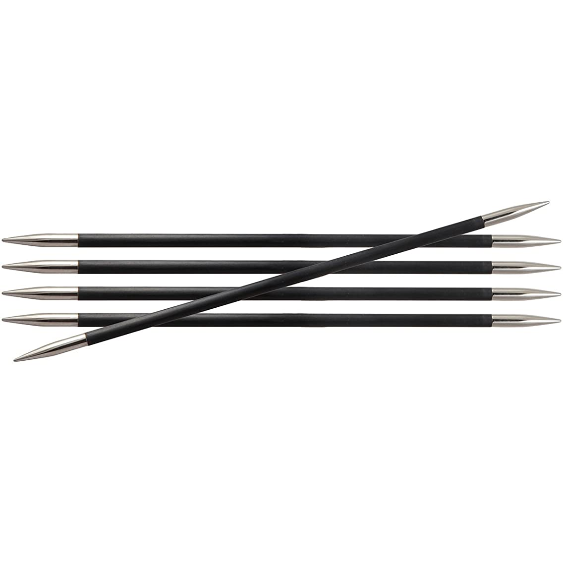 Knitter's Pride KP110127 2/2.75mm Karbonz Double Pointed Needles, 8