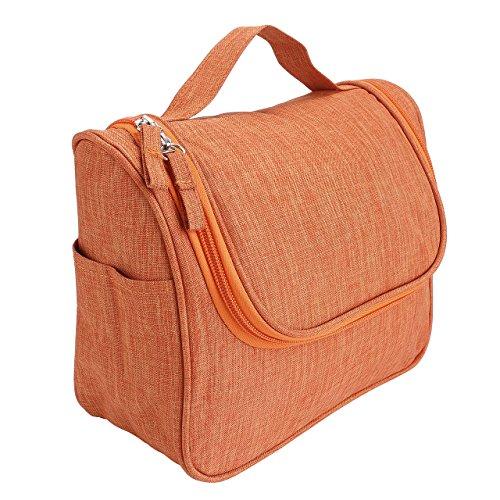 Mogoko Beauty Case, arancione (Arancione) - MMFR00002