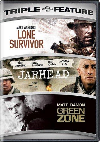 Lone Survivor / Jarhead / Green Zone [Import italien]