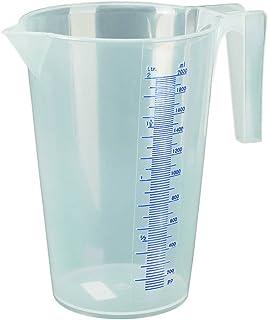 Carpoint 0655940 Pressol - Jarra graduada (polipropileno, 2 litros)