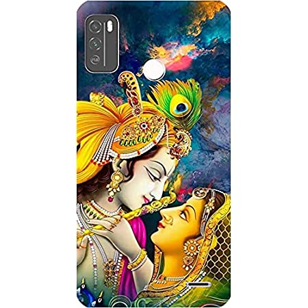 Amagav Soft Multicolour Silicone Back Cover for Micromax in 1b