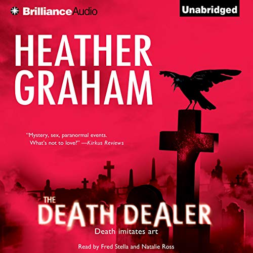 The Death Dealer Audiobook By Heather Graham cover art