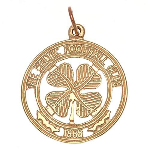 Official Licensed Celtic F.C - 9ct Gold Pendant (Large)