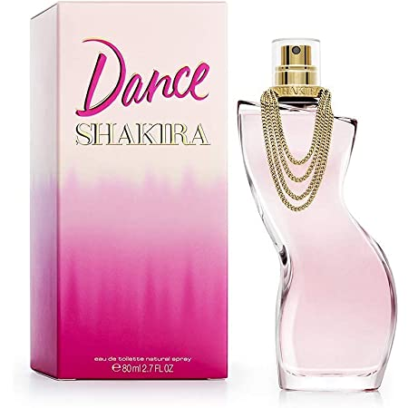 Shakira Perfume - Dance by Shakira for Women, Fruity Floral Perfume - 2.7 Fl. Oz…