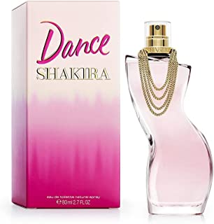 Shakira Perfume - Dance by Shakira for Women, Fruity Floral Perfume - 2.7 Fl. Oz…