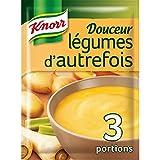 Knorr Soupe Douceur de Légumes d'Autrefois 89 g pour 3 Personnes