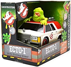 NKOK Ghostbusters Animated B/O Ecto1 with Slimer B/O 1, Ghost Catcher