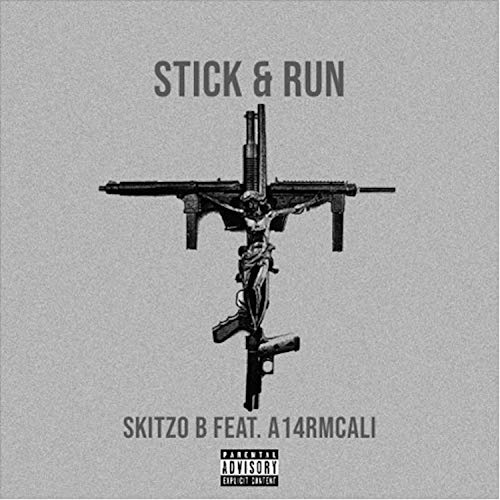 Stick & Run (feat. A14rmcali) [Explicit]