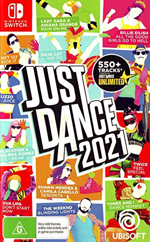 Just Dance 2021 - Nintendo Switch - Deutsche Sprache