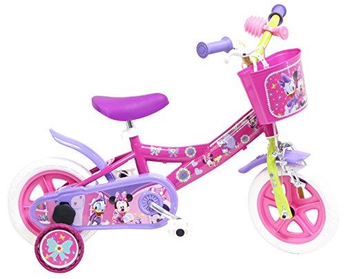 Disney 13164 - 10' Minnie Bicicletta con Freno