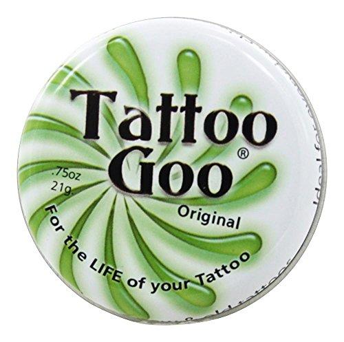 Tattoo Goo Original - Unterstützung für Tattoo (21G)