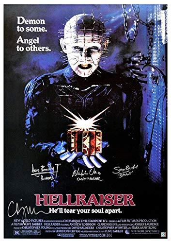 My Little Poster Plakat affiche Hellraiser Film Horror