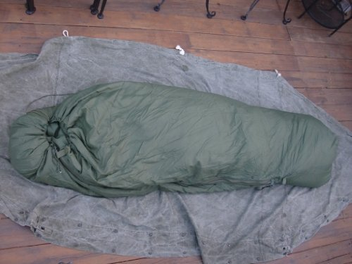 Military Modular Sleep System Lightweight Sleeping Bag
