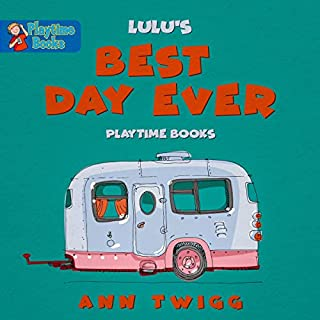 Lulu's Best Day Ever cover art