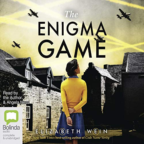 The Enigma Game  By  cover art