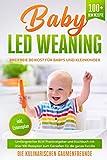Baby Led Weaning: Breifreie Beikost für Babys und Kleinkinder! Umfangreicher BLW Praxisratgeber und Kochbuch mit über 100 Rezepten zum Genießen für die ganze Familie. 100+ BLW Rezepte. inkl Essensplan