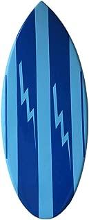UPSURF Skimboard 127cm52cm2cm Wakesurf Board Professional Series Blue