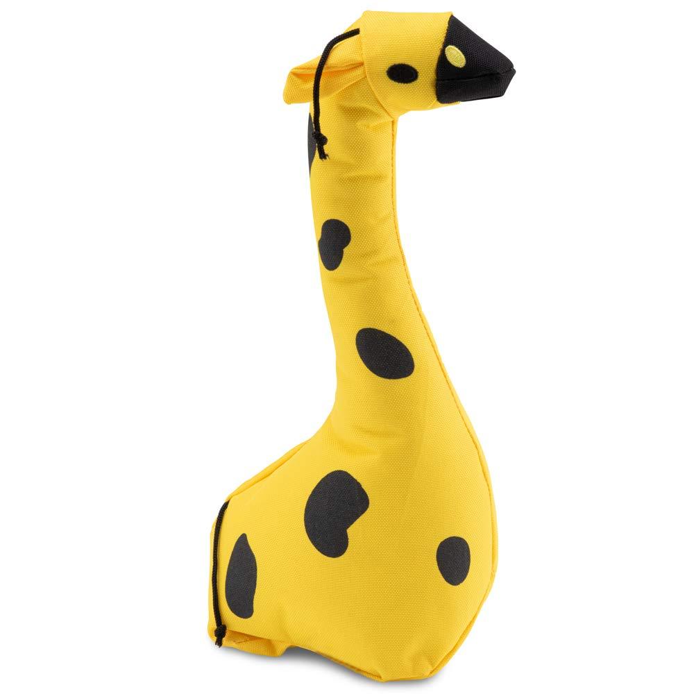 Beco - Jorge la Jirafa Hecha de Botellas de plástico recicladas, Juguete para Perros con chirriador: Amazon.es: Productos para mascotas