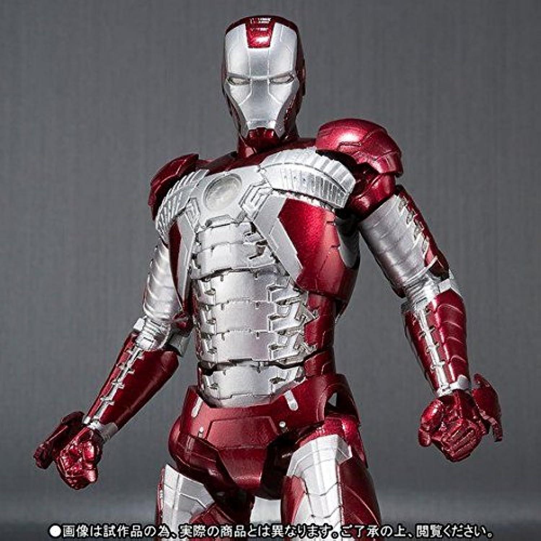 S. H. Figuarts Iron Man Mark 5  Iron Man 2