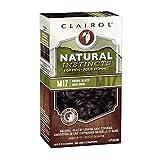 Clairol Natural Instincts Semi-Permanent Hair Dye Kit for Men, M17 Brown Black, 3 Count
