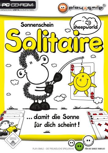 Sheepworld Sonnenschein Solitaire