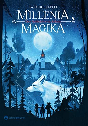Buchseite und Rezensionen zu 'Millenia Magika - Der Schleier von Arken' von Falk Holzapfel