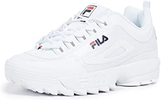 Fila Disruptor II Premium Bambina Sneaker Nero