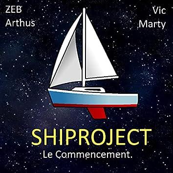 Shiproject (feat. Ramses, Zebu & Baziro)